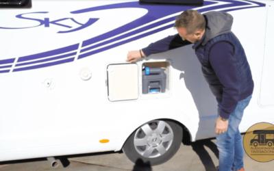 Tips para el manejo de aguas y llenado de la autocaravana